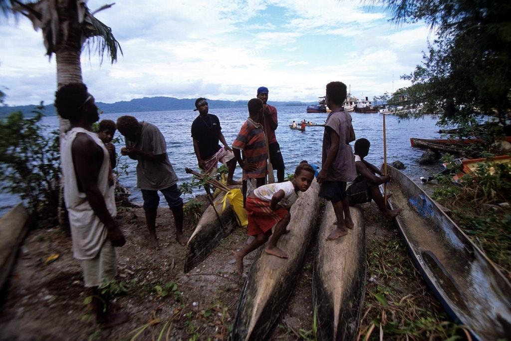 Trung Quốc bí mật thuê trọn hòn đảo giữa Thái Bình Dương
