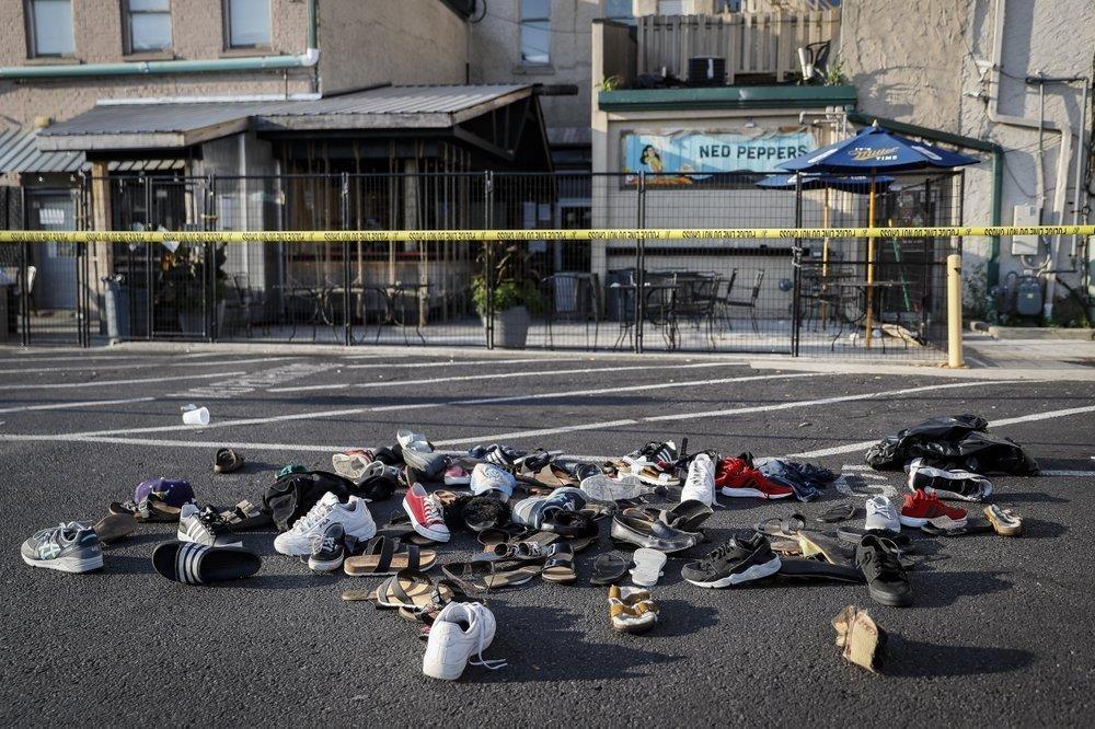 Cuối tuần đẫm máu của nước Mỹ – 2 vụ xả súng, 30 người chết