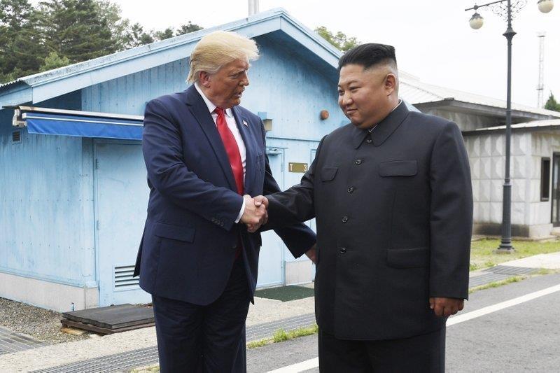 Cuộc gặp Trump – Kim ở nơi nguy hiểm nhất: Lịch sử hay dịp PR?