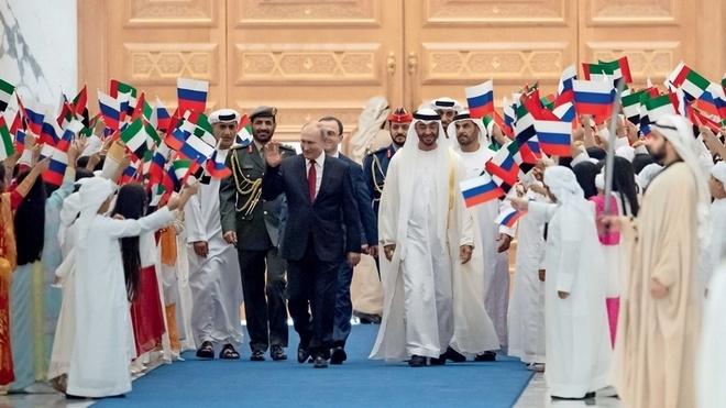Tổng thống Putin trên đà thắng lớn ở Trung Đông