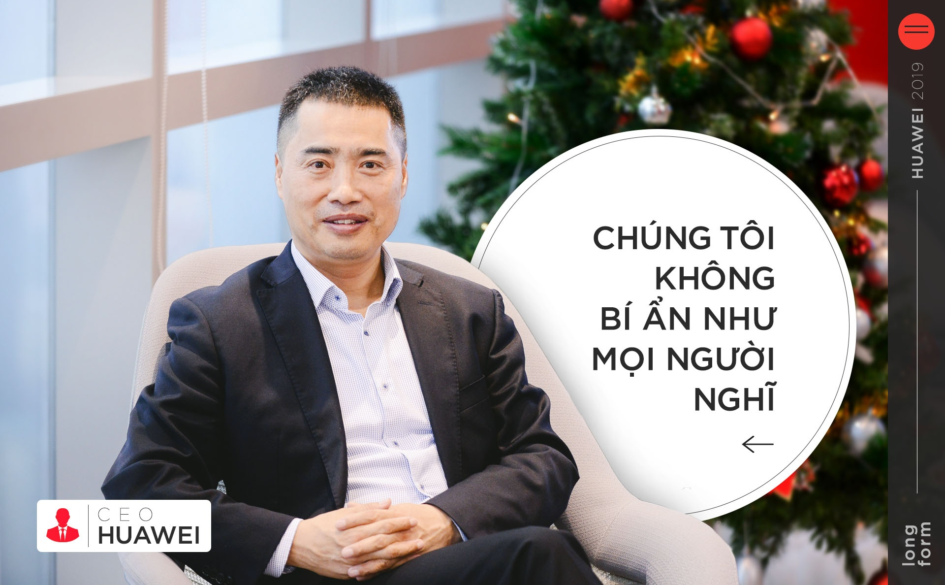 CEO Huawei VN: 'Chung toi khong bi an nhu moi nguoi nghi' hinh anh 2