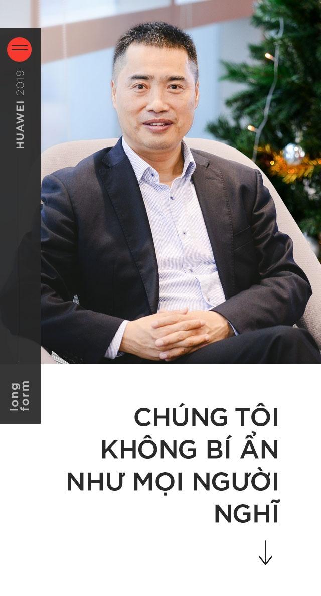 CEO Huawei VN: 'Chung toi khong bi an nhu moi nguoi nghi' hinh anh 1