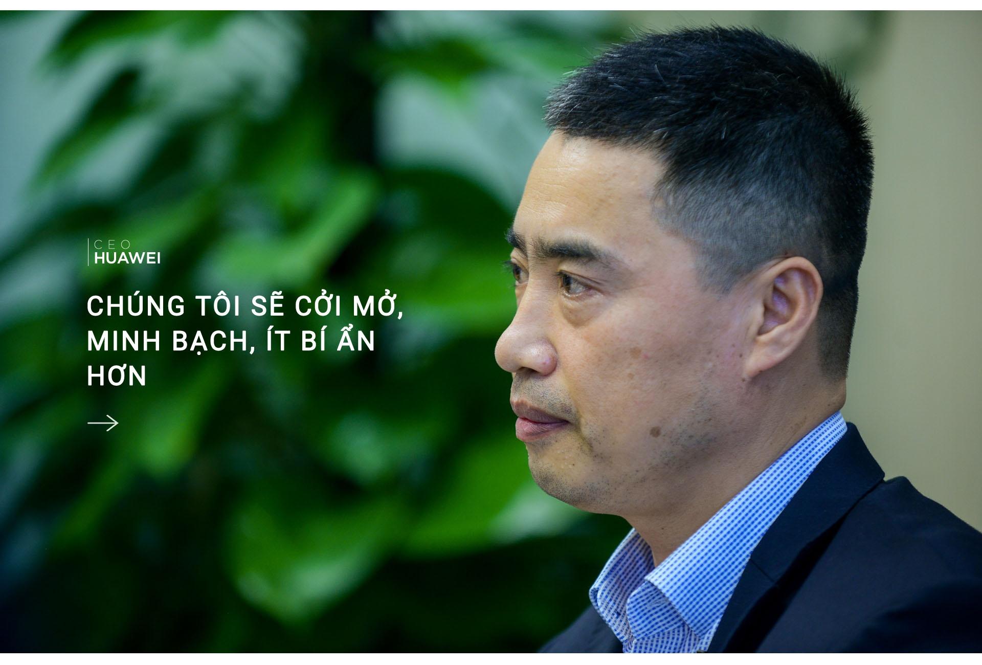 CEO Huawei VN: 'Chung toi khong bi an nhu moi nguoi nghi' hinh anh 13