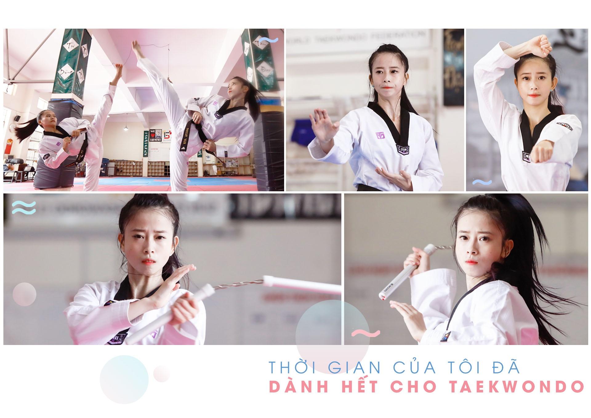 'Hot girl taekwondo' Chau Tuyet Van: Co don tren dinh so 1 hinh anh 3
