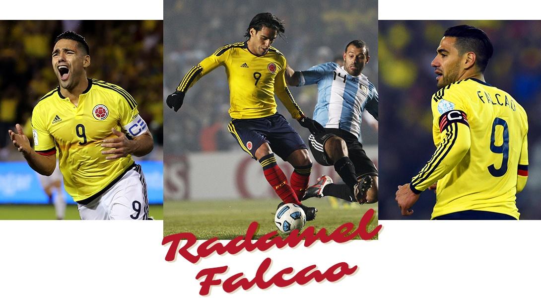 Radamel Falcao - Con ho ma manh trong con doi World Cup hinh anh 6