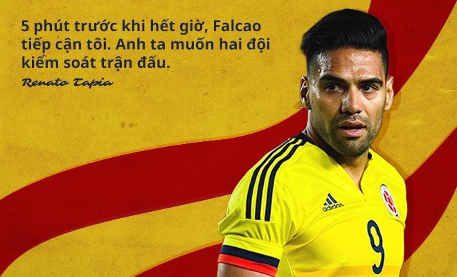 Radamel Falcao - Con ho ma manh trong con doi World Cup hinh anh 4