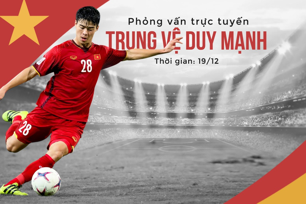 Duy Manh giao luu truc tuyen voi Zing.vn truoc them Asian Cup 2019 hinh