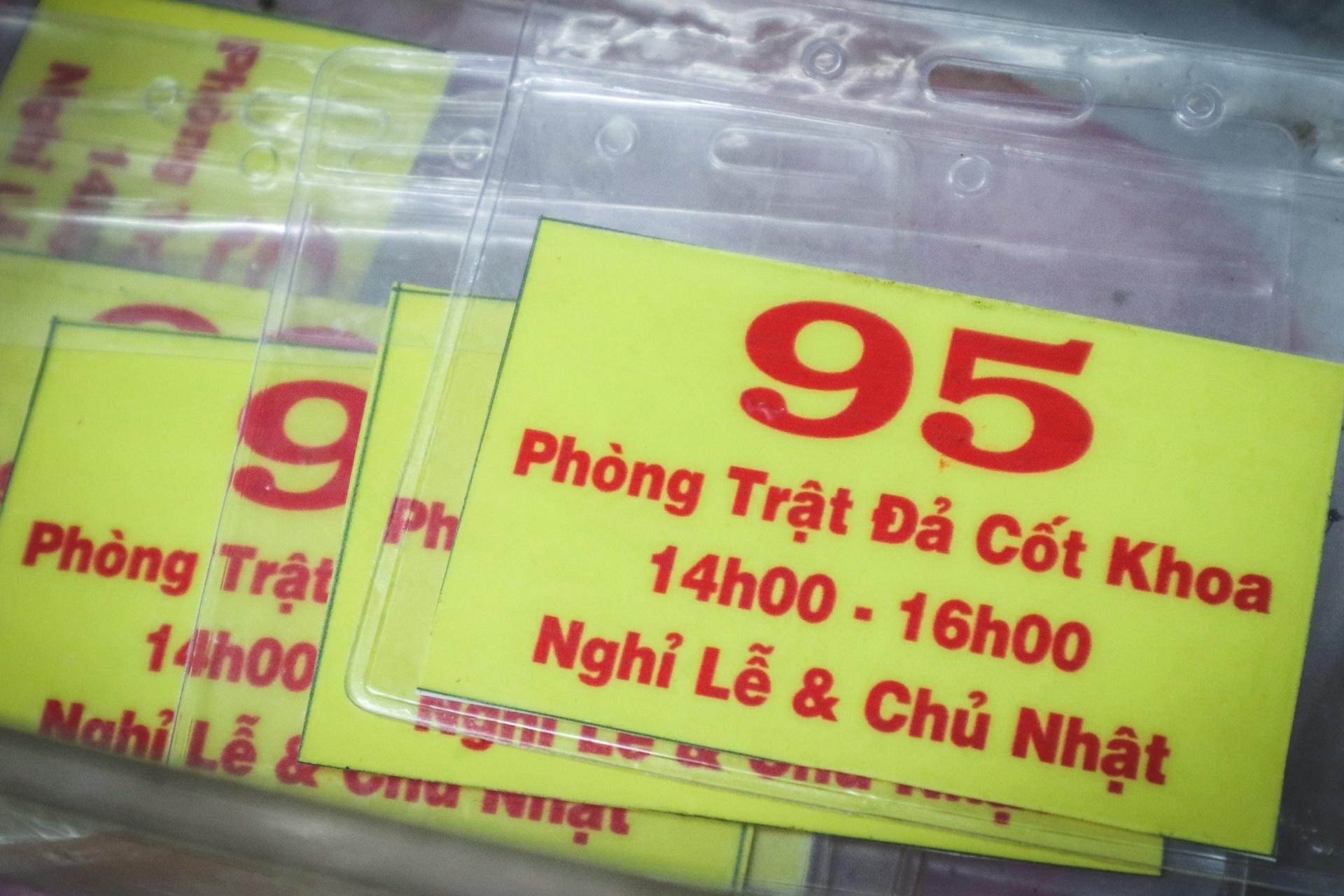 'Benh vien' chua mien phi giua Sai Gon hinh anh 9