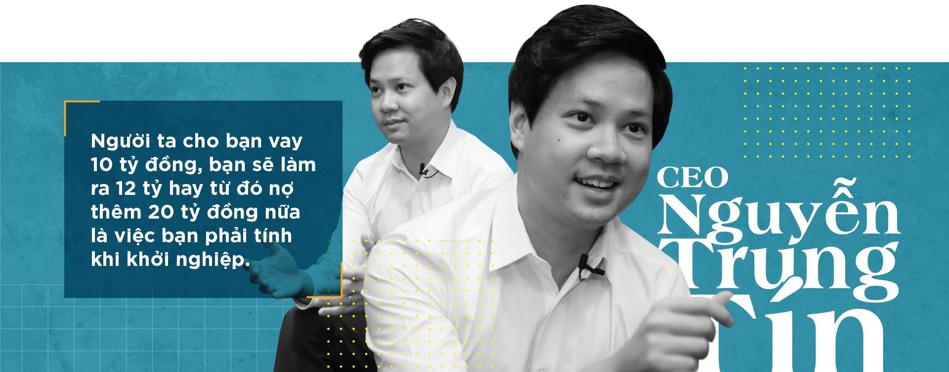 CEO Nguyen Trung Tin: Toi chua bao gio nghi minh kiem tien de xai tien hinh anh 6