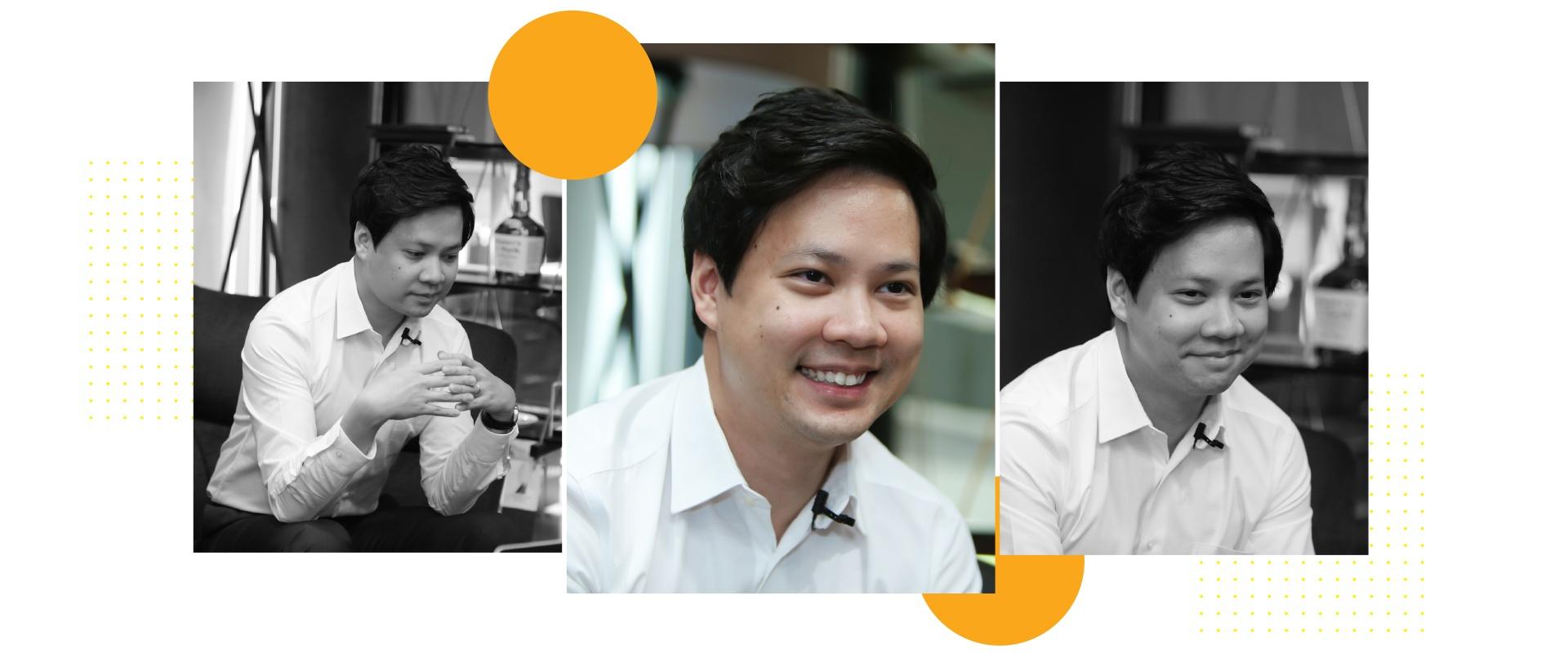 CEO Nguyen Trung Tin: Toi chua bao gio nghi minh kiem tien de xai tien hinh anh 11