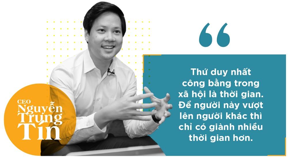 CEO Nguyen Trung Tin: Toi chua bao gio nghi minh kiem tien de xai tien hinh anh 13