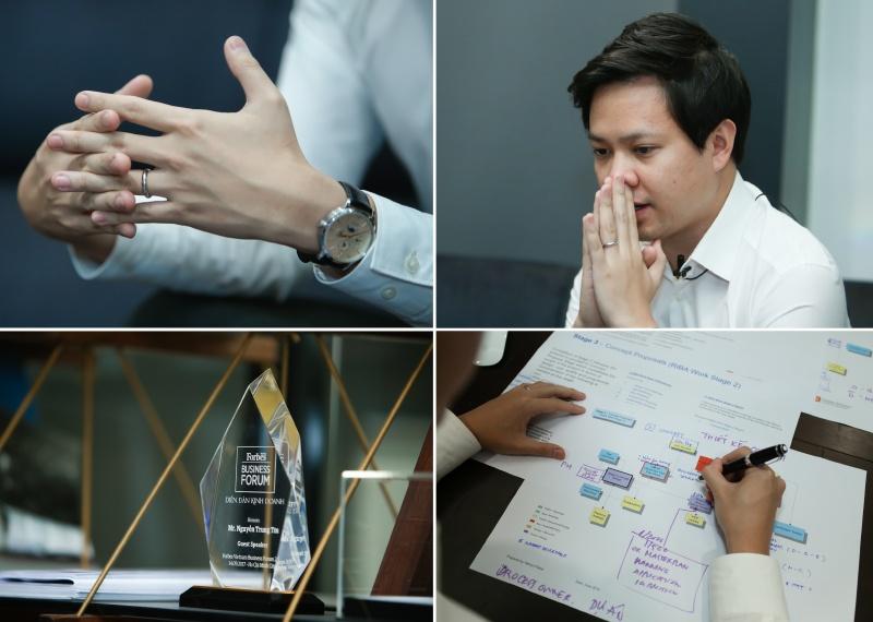 CEO Nguyen Trung Tin: Toi chua bao gio nghi minh kiem tien de xai tien hinh anh 16
