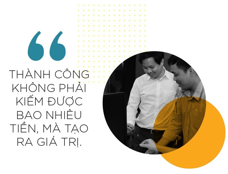 CEO Nguyen Trung Tin: Toi chua bao gio nghi minh kiem tien de xai tien hinh anh 14