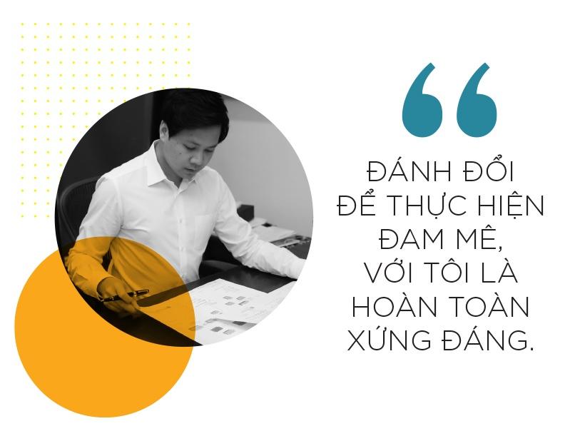 CEO Nguyen Trung Tin: Toi chua bao gio nghi minh kiem tien de xai tien hinh anh 4