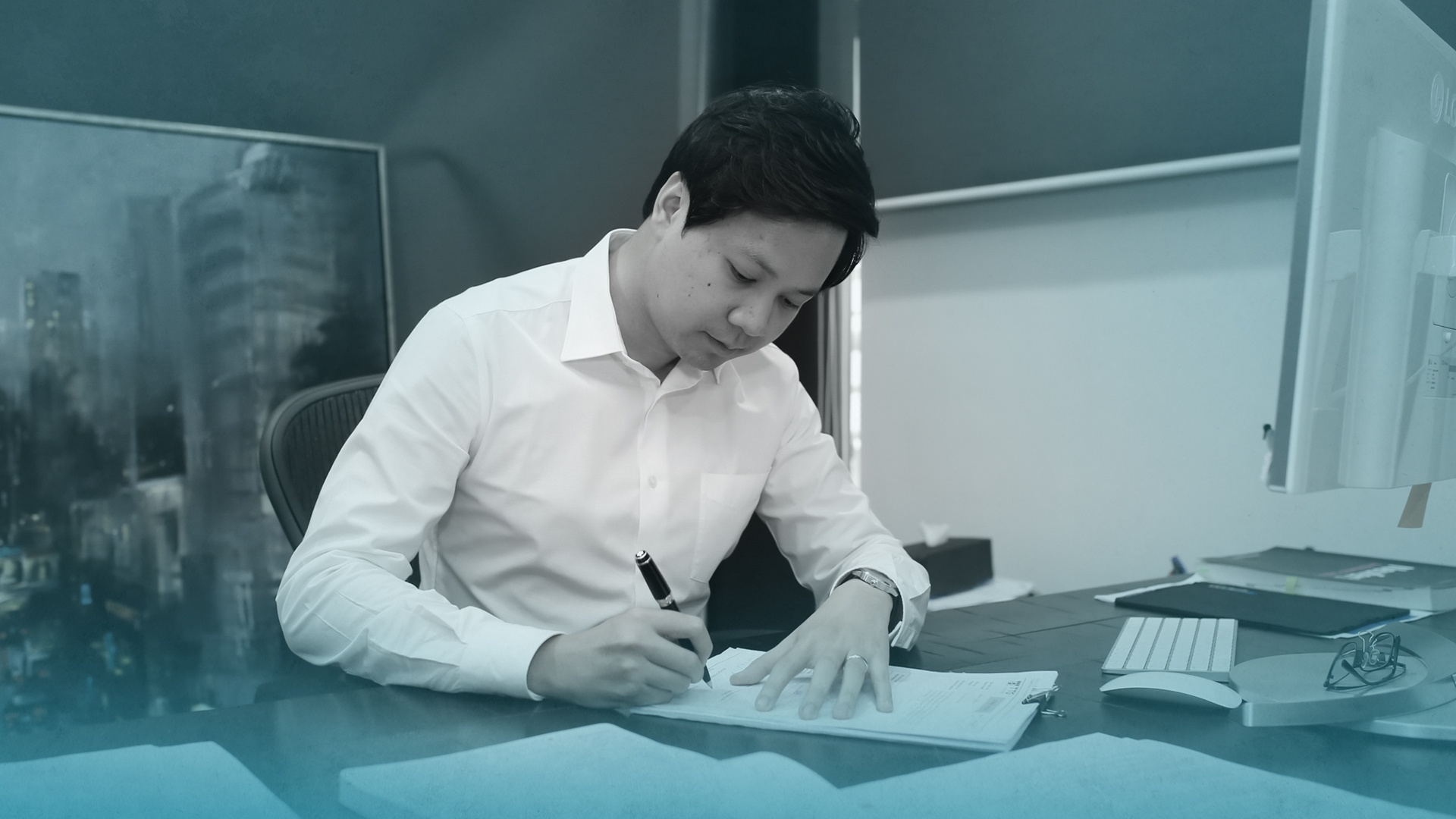 CEO Nguyen Trung Tin: Toi chua bao gio nghi minh kiem tien de xai tien hinh anh 19