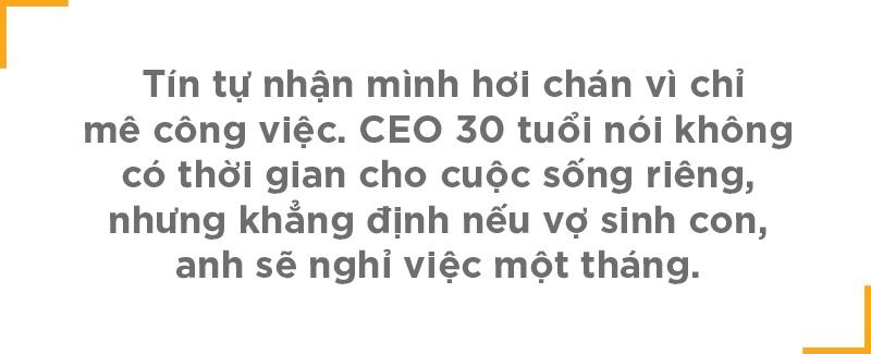 CEO Nguyen Trung Tin: Toi chua bao gio nghi minh kiem tien de xai tien hinh anh 2