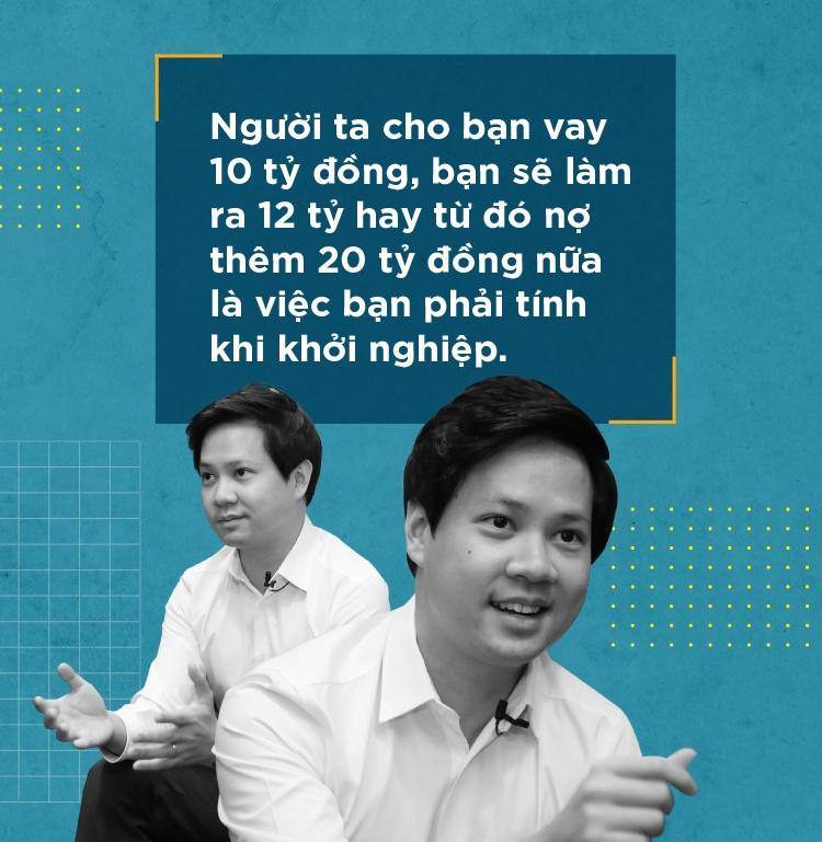 CEO Nguyen Trung Tin: Toi chua bao gio nghi minh kiem tien de xai tien hinh anh 5