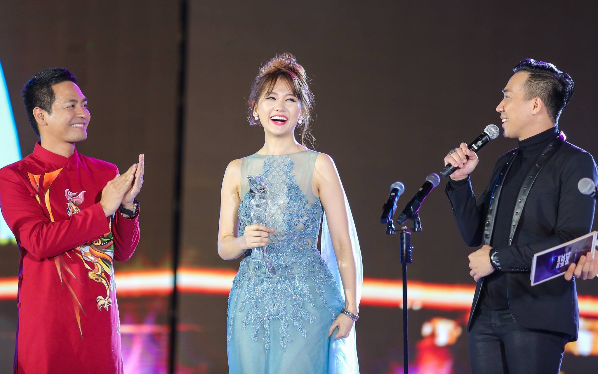 Le trao giai Zing Music Awards 2016 anh 13