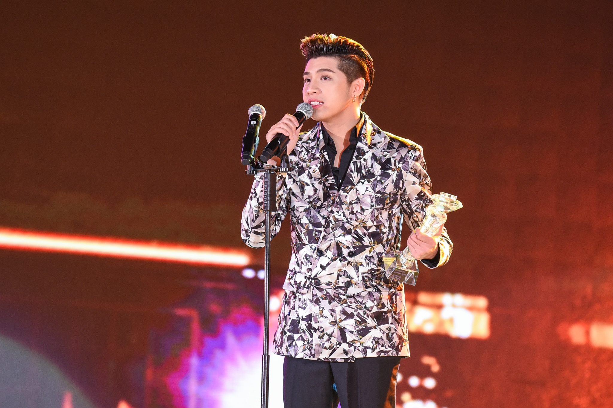 Le trao giai Zing Music Awards 2016 anh 14