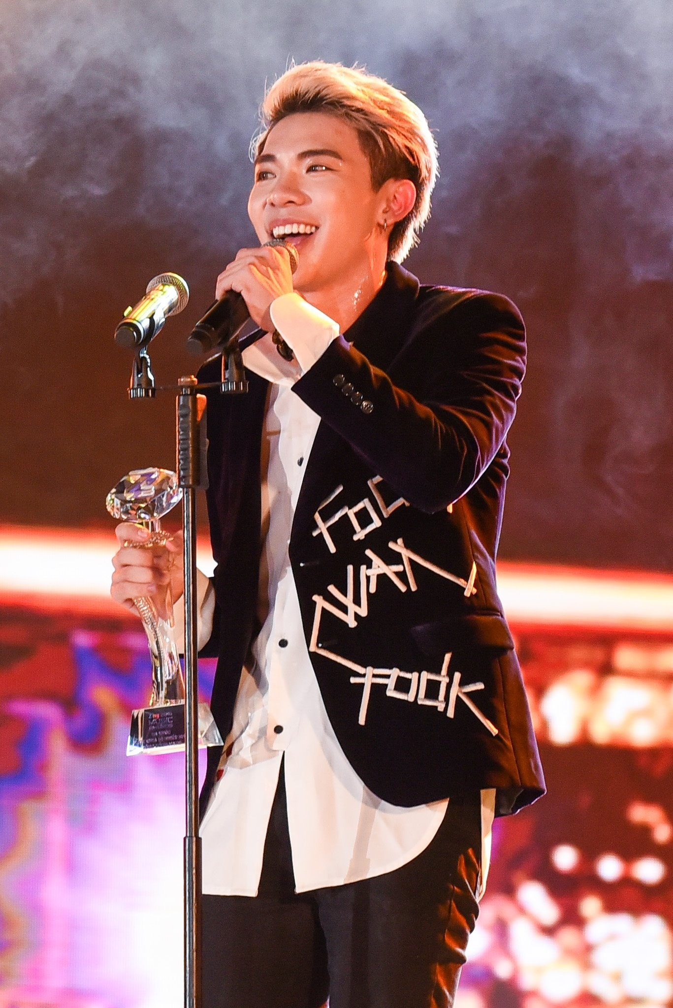 Le trao giai Zing Music Awards 2016 anh 19