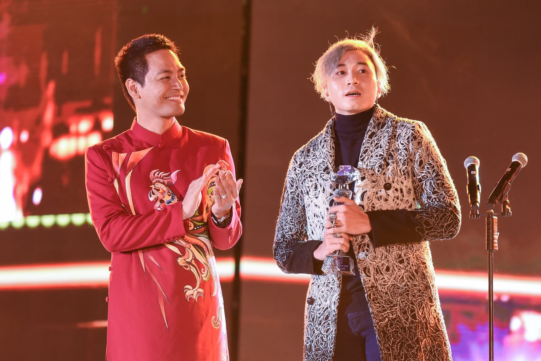Le trao giai Zing Music Awards 2016 anh 15