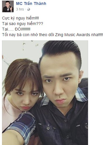 Le trao giai Zing Music Awards 2016 anh 8