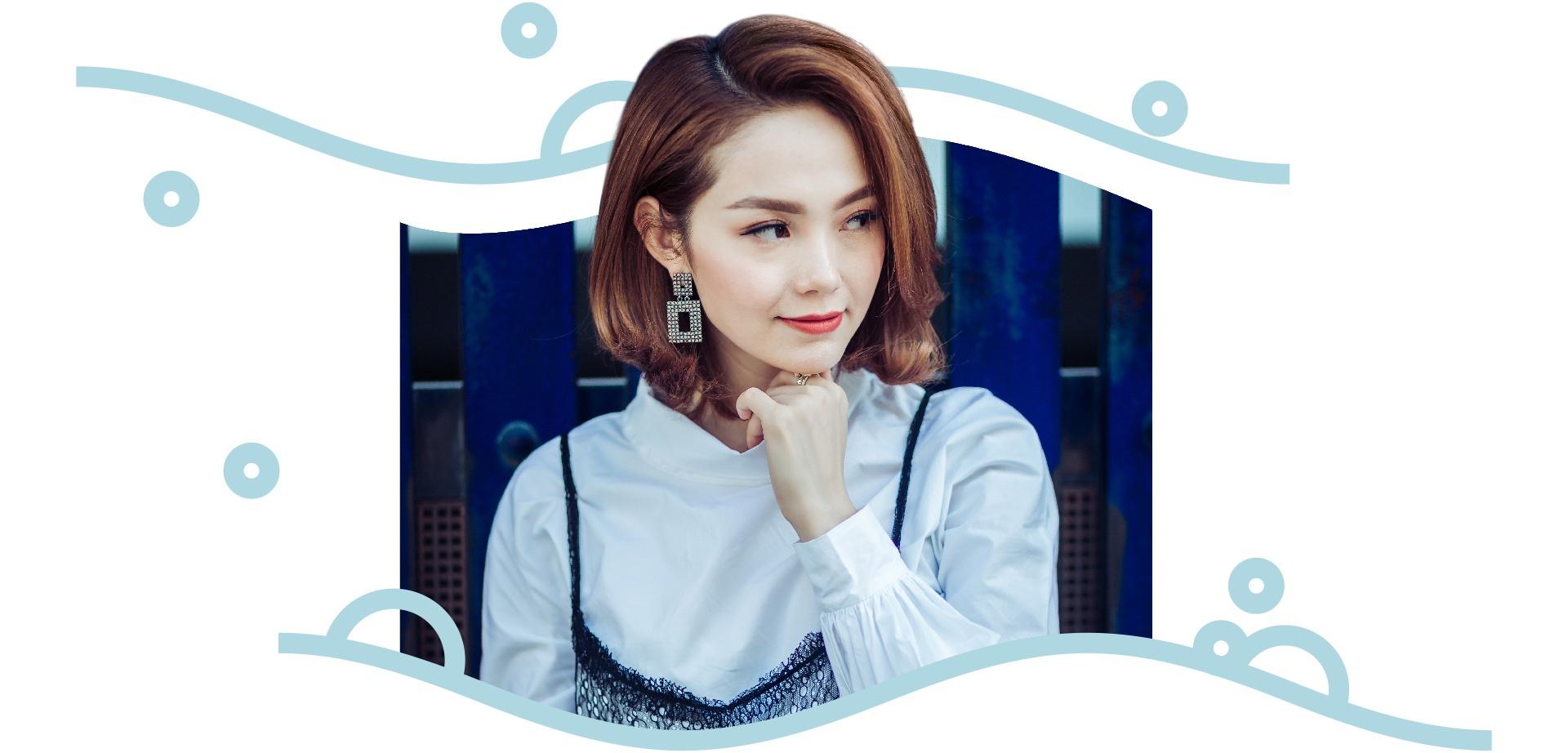 Minh Hang: 'Ban trai hon toi 10 tuoi, thanh dat va sau sac' hinh anh 12