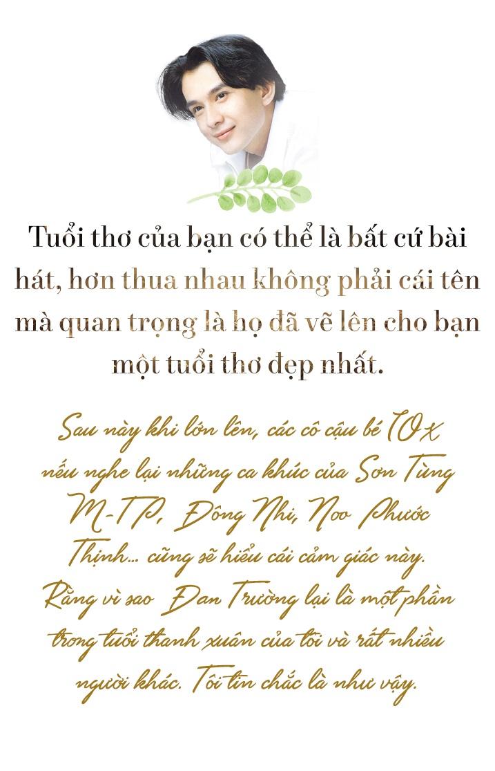 Dan Truong: Chang trai nam ay da ve nen tuoi thanh xuan cua the he 8X hinh anh 11