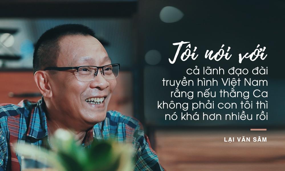 Lai Van Sam: 'Khong ai co the dung tien cam do toi' hinh anh 8