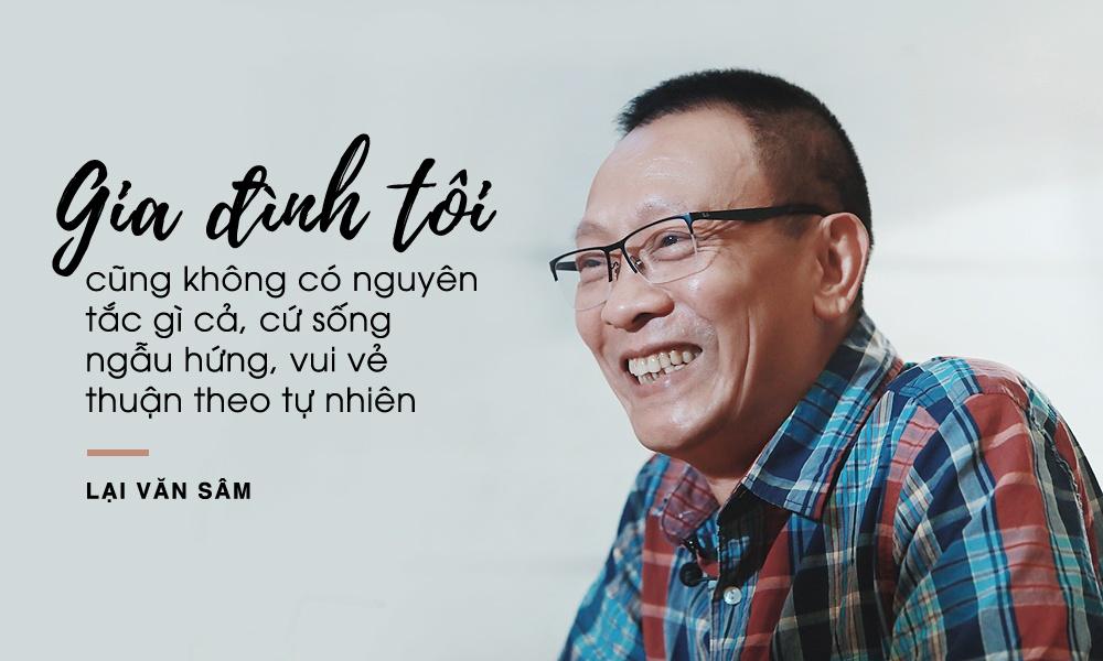 Lai Van Sam: 'Khong ai co the dung tien cam do toi' hinh anh 9
