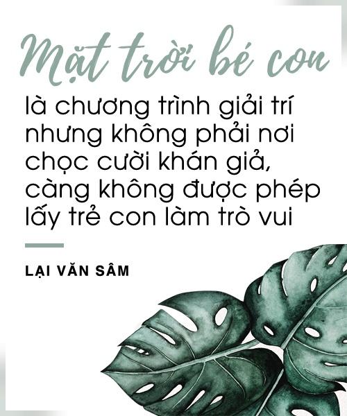 Lai Van Sam: 'Khong ai co the dung tien cam do toi' hinh anh 4