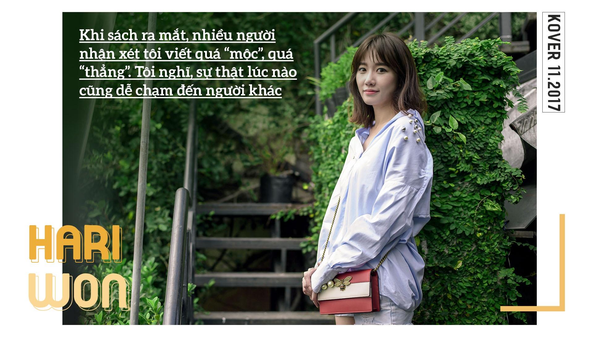 Hari Won: 'Toi dau long vi lai gay phien phuc cho Tien Dat' hinh anh 7