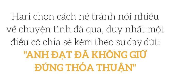 Hari Won: 'Toi dau long vi lai gay phien phuc cho Tien Dat' hinh anh 2