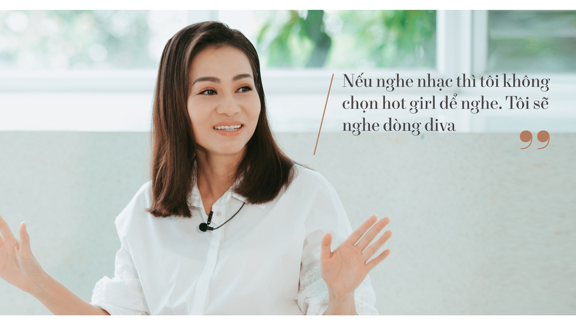 Thu Minh: 'Xin loi, toi chua the goi Chi Pu la ca si' hinh anh 5