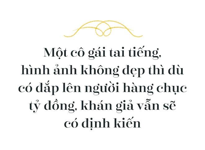 Hoa hau Do My Linh: 'Khong can dan ong giau, chi can truong thanh' hinh anh 7