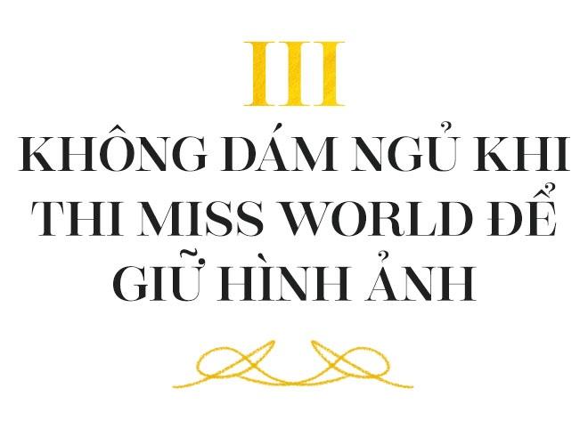 Hoa hau Do My Linh: 'Khong can dan ong giau, chi can truong thanh' hinh anh 12