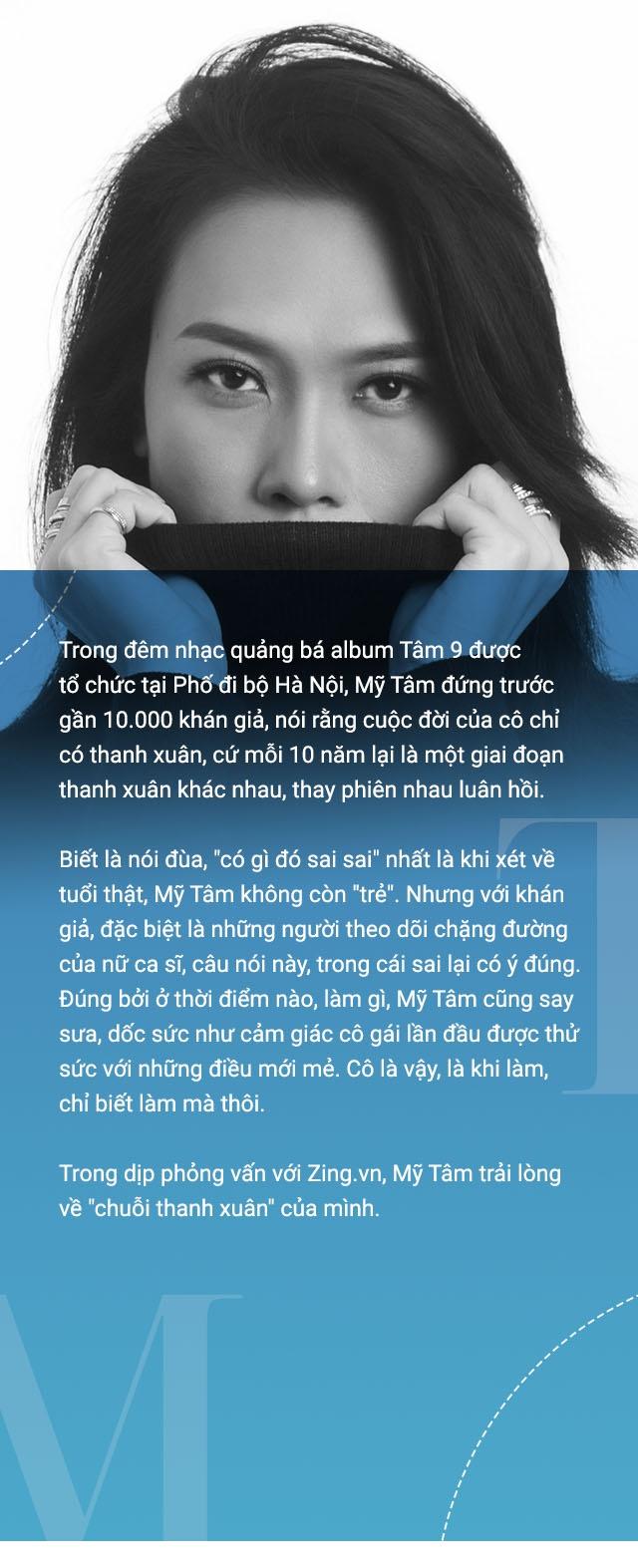 My Tam: 'Ca the gioi nhu sup do sau cuoc tinh khong tron ven' hinh anh 3