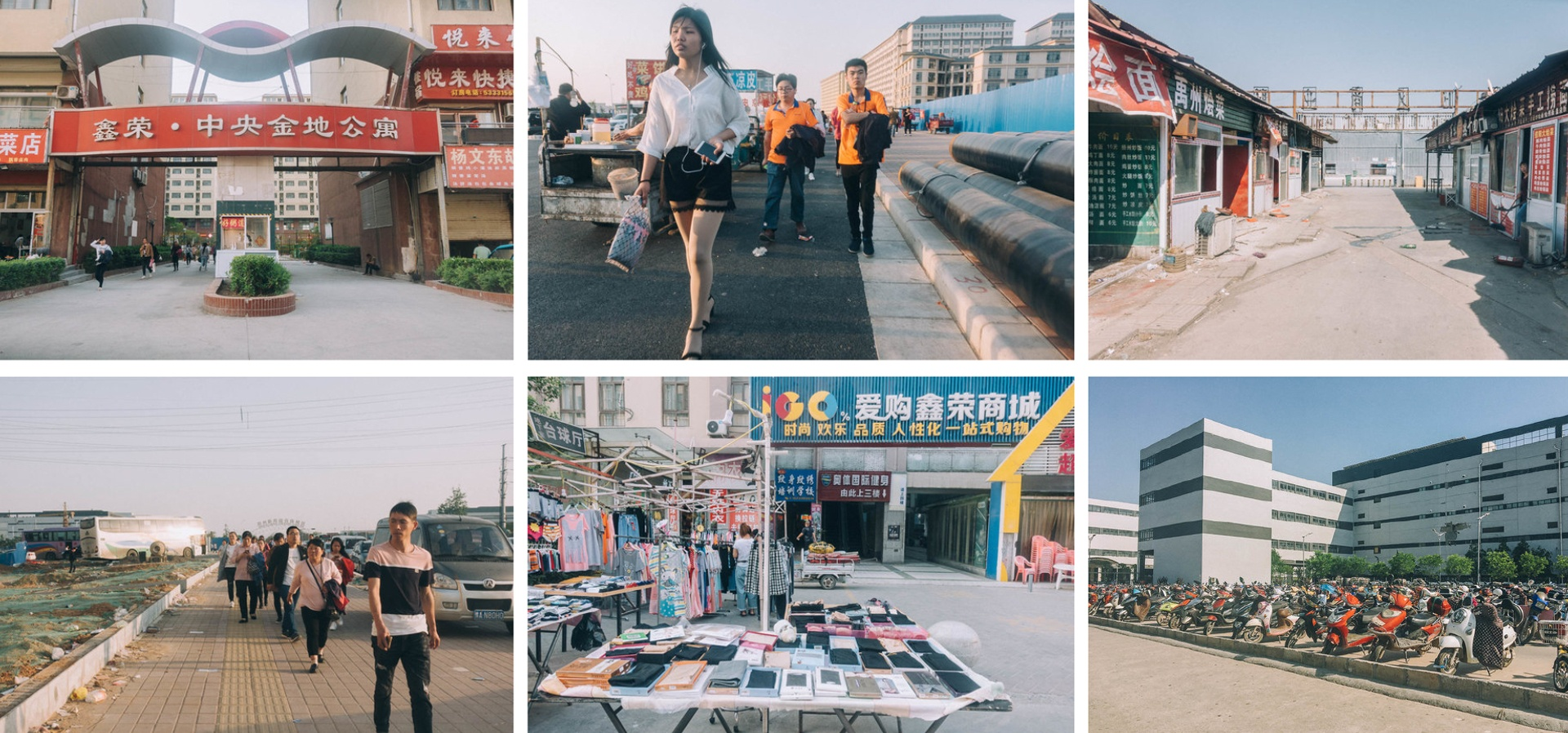 'Thanh pho iPhone' dang dan bien mat o Trung Quoc hinh anh 19