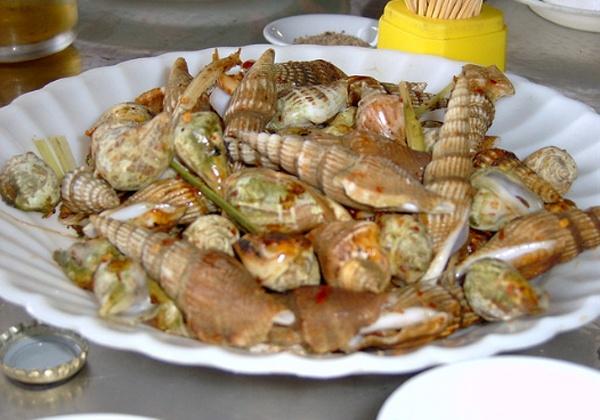8 món sò, ốc nướng cho chiều mưa Sài Gòn – Ẩm thực – monmientrung.com