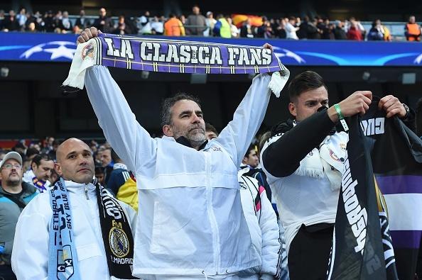 Tran Man City vs Real Madrid anh 10