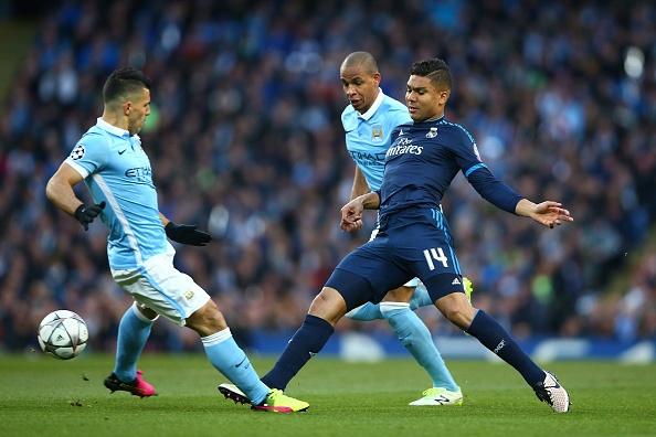 Tran Man City vs Real Madrid anh 11