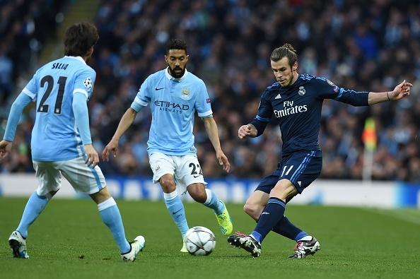 Tran Man City vs Real Madrid anh 12