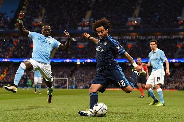 Tran Man City vs Real Madrid anh 16