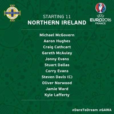 Tran xu Wales vs Bac Ireland anh 3