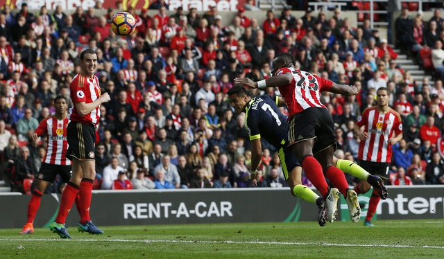 Tran Sunderland vs Arsenal anh 17