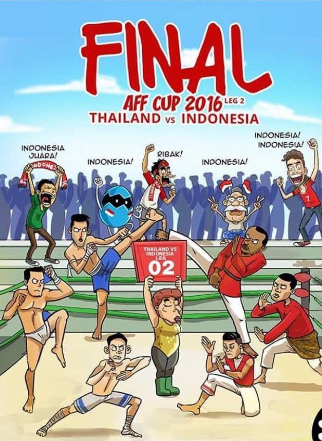 Tran chung ket Thai Lan vs Indonesia anh 17