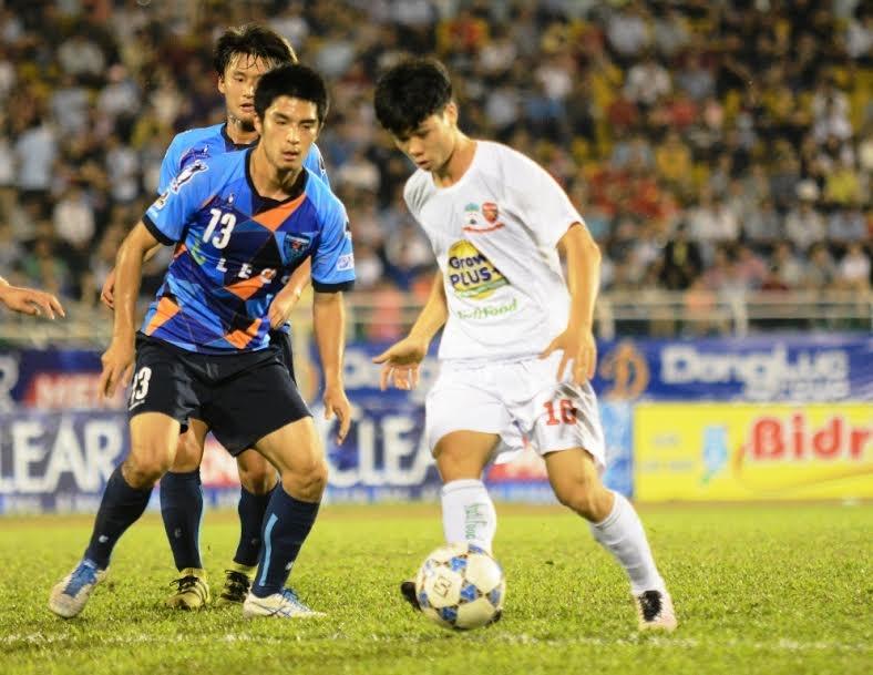 Tran ban ket U21 HAGL vs U21 Yokohama anh 21