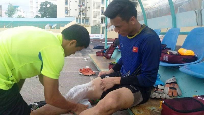 Tran U19 Viet Nam vs U19 Dai Loan anh 3