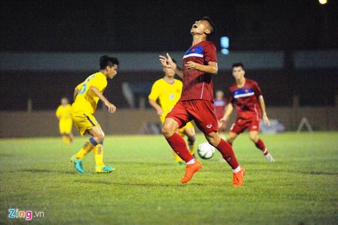 Tran U19 Viet Nam vs U19 Dai Loan anh 4