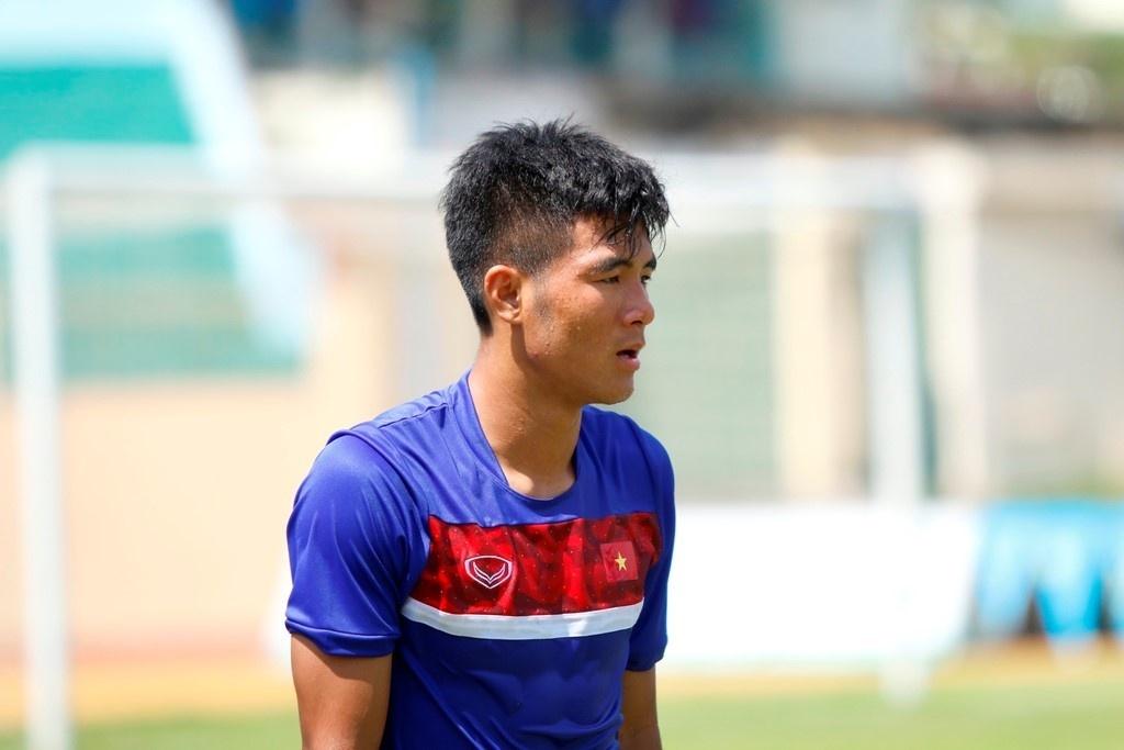 Tran U19 Viet Nam vs U19 Dai Loan anh 5